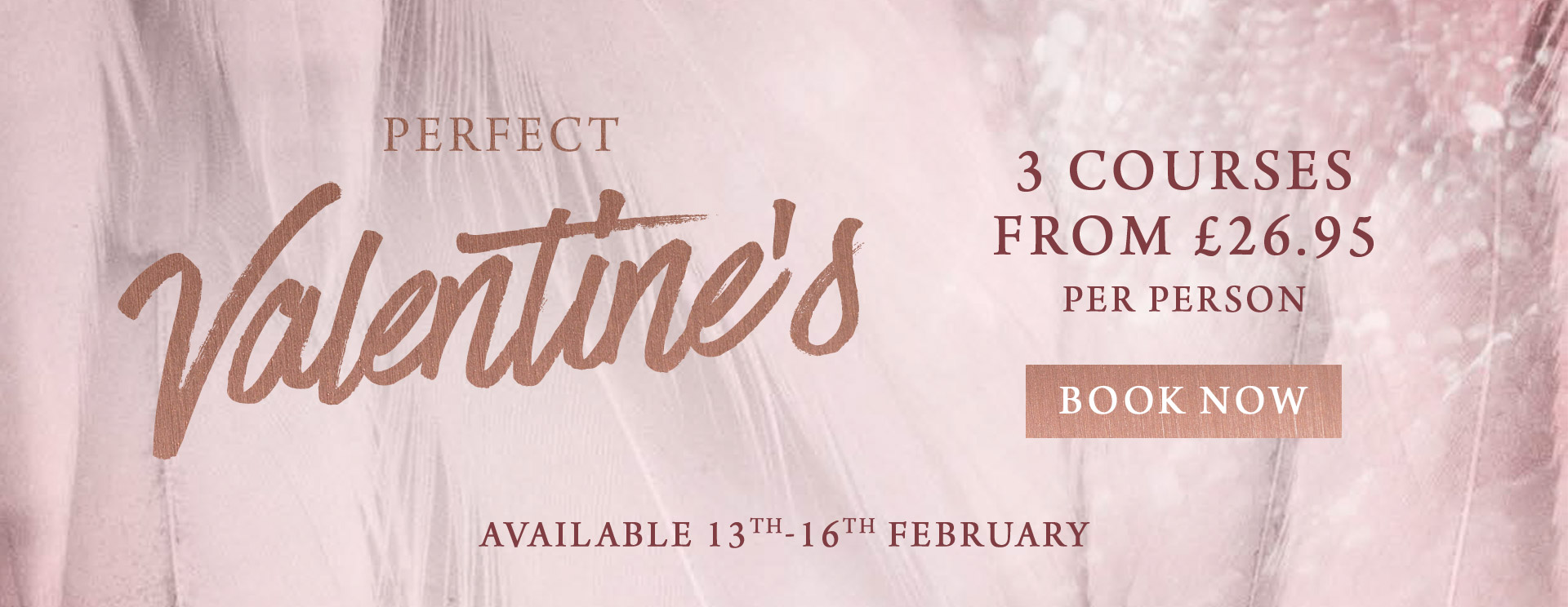 Valentines at The White Hart