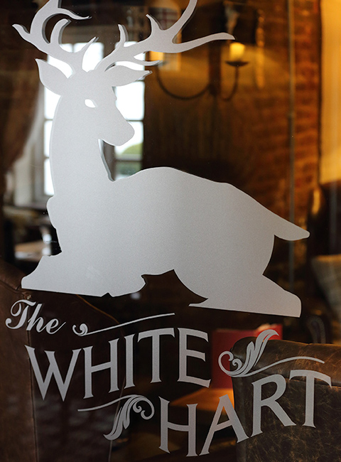 A little about The White Hart